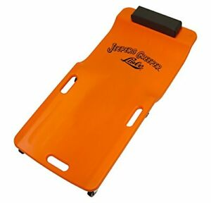 Lisle Orange Low Profile Plastic Creeper lis 93202
