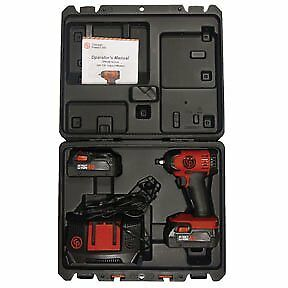 Chicago Pneumatic Pneumatic Compact 3 8 Cordless Impact Wrench Pack cpt 8828k