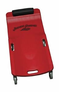 Lisle Large Wheel Plastic Creeper Red lis 92032