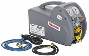 Robinair Contaminated Refrigerant Recovery Machine Rob 25700