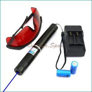 2watt Bbe4 c 450nm Focus Blue Laser Pointer Burning Matches Light Cigarettes