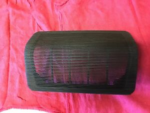1983 85 Porsche 944 Center Speaker Grill Trim Original 477 857 187 Hpo Brown