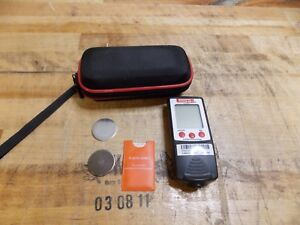 Spi Digital Coating Thickness Gauge 0 Mil To 40 Mil Range Model 15 144 9