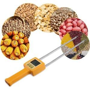 Digital Multifunction Grain Moisture Meter Tester For Corn Wheat Rice