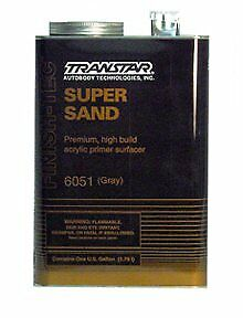 Transtar Super Sand Primer Gray 1 gallon tre 6051