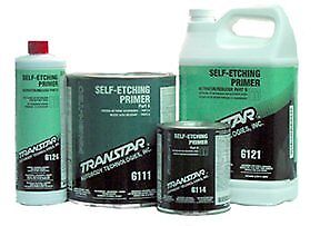 Transtar 2k Self Etching Primer 1 quart tre 6114