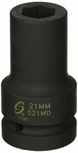 Sunex 521md 1 inch Drive 21mm Deep Impact Socket