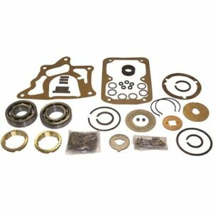 Crown Automotive T90bsg Manual Transmission Seal Kit Fits 1946 58 Jeep Willys