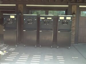electro Freeze 30tn cab232 Frozen Yogurt Soft Serve Ice Cream Machines 3