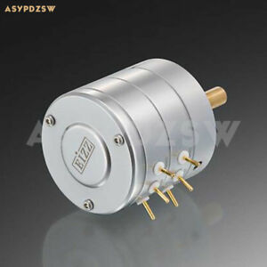 Upgraded Version Eizz 24 Step Stereo Stepper Potentiometer 10k 25k 50k 100k 250k