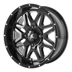 Msa M26 06737m Vibe Series Wheel 16 X 7
