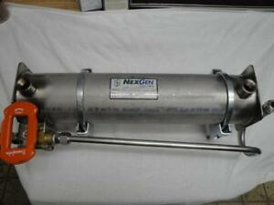 Heat Exchanger Coil High Pressure 350 Psi Capable 304 Stainless Steel