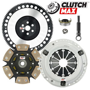 Clutchmax Stage 3 Hd Clutch Kit forged Race Flywheel For 92 05 Civic D15 D16 D17