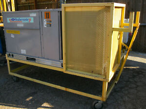 Carrier Weathermaster 5 Ton Single Package Rooftop Unit R 22 50hj 006 631