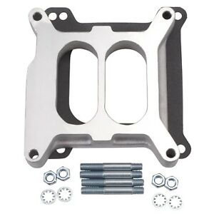 Edelbrock 8714 4 barrel Carburetor Spacers