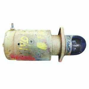 Used Starter Compatible With Allis Chalmers D12 D14 D10 70231935