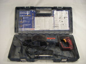 Bosch Bulldog 11224vsr Roto Hammer Rotary Drill With Case Tested Works Sh2