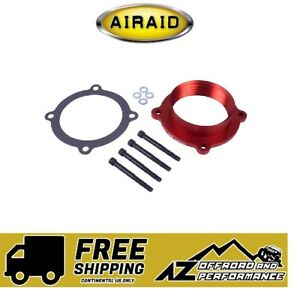Airaid Poweraid Throttle Body Spacer Fits 2018 2020 Jeep Wrangler Jl 3 6l V6