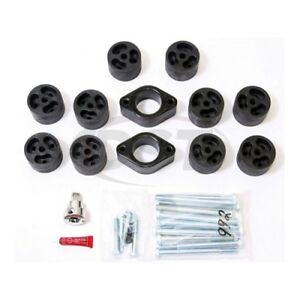 Daystar 992 Body Lift Kit 2 Lift For 2007 2011 Jeep Wrangler Jk