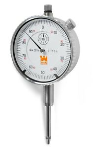 Wen 10702 1 inch Precision Dial Indicator With 001 inch Resolution