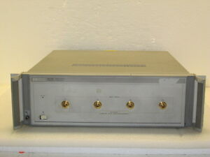 Hp 8511b Frequency Converter 45 Mhz 50 Ghz Opt 8ze Ships Today
