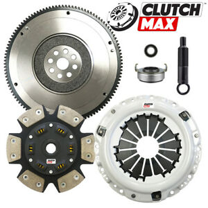 Clutchmax Stage 4 Hd Clutch Kit Flywheel For 94 01 Integra Civic Si B16 B18