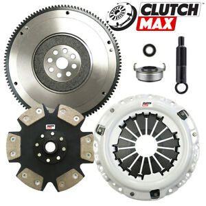 Cm Stage 5 Hd Clutch Kit Heavy Duty Flywheel For Integra Civic Si Del Sol Cr V