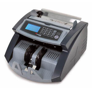 Cassida 5520uv Currency Counter W Uv Mg Counterfeit Detection Valu