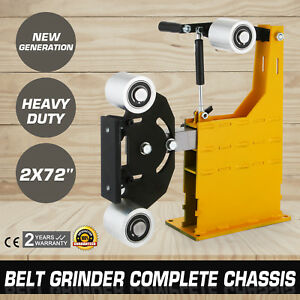 2x72 Belt Grinder Knife Making Chassis Competitive Professional Razor Makers