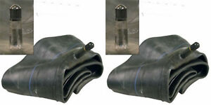Two 5 50 16 550 16 6 00 16 600 16 6 40 16 Tractor Tire Inner Tubes Heavy Duty