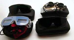 Palomar Laser Safety Glasses Lot X 4 Save Big All In Cases Goggles