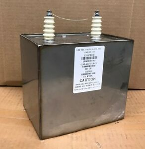 10mfd 15000vdc Metal Case High Voltage Oil Capacitor 15000 Volts 10uf 15 000v Dc