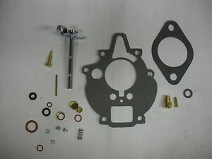 John Deere 3010 3020 4000 4010 4020 Carburetor Kit Zenith Carb New Free Shipping
