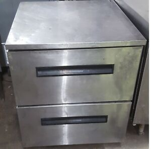 Delfield 2 Drawer Undercounter Refrigerator