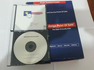 Amigo Point Of Sale Version 4 10 Single Terminal Licence