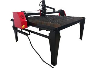 Cnc Plasma Table 4x4 W Floating Head Auto Torch Height Control Thc