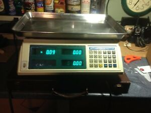 Cas S2000 Price Computing Scale 30 Lb