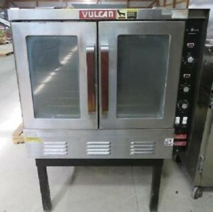 Full Size Natural Gas Convection Oven