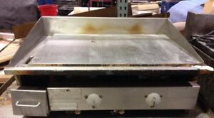 Keating Miraclean 36 Flat Top Griddle Natural Gas