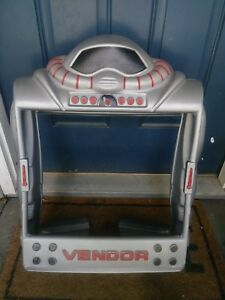 Vintage Vendall Versavend vendor Candy gumball Machine Cover Never Used