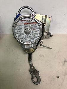 Dbi Sala L 4302 Retracting Confined Space Lifeline Winch 50ft 310 Lb Euc