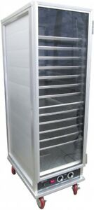 New Proofing Humidity Heater Proofer Cabinet Adcraft Pw 120 6322 Commercial Nsf