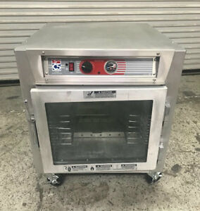 Heated 1 2 Height Full Sheet Warming Cabinet Metro C5 Food Warmer Nsf 8759 Hot