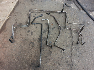 Bobcat 743 Hydraulic Hard Lines Choice Of 2 6564469 6564468 6564470 Etc