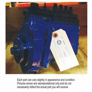 Used Injection Pump Ford 5000 7700 7610 5610 6600 5600 6710 7710 7600 6700 6610