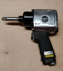 1 2 Inch Quiet Air Impact Wrench 450ft lb Torque