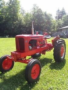 Allis Chalmers Wd 1950