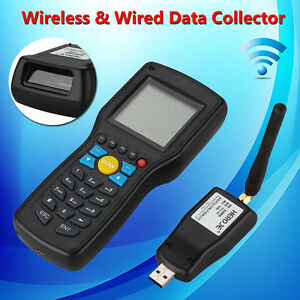 Elite Wireless Barcode Terminal 1d Inventory Data Collector Scanner For Retail