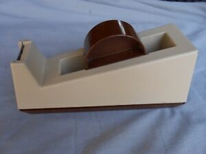 Old Vintage Scotch C 25 Heavy Duty 3m 3 Core Tape Dispenser Weighted Usa 1