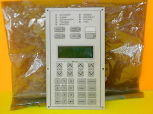 Est Edwards 2 lcd Fire Alarm Lcd Display
